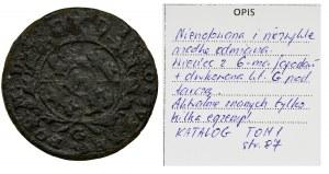 Poniatowski, Grosz Kraków 1765 G - EKSTREMALNIE RZADKI