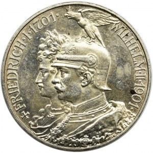 Germany, Prussia Kingdom, Wilhelm II, 5 mark Berlin 1901