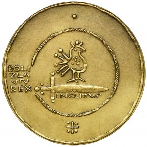Bolesław Chrobry, Medal 1973