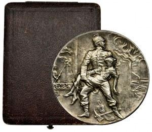 France, Fireman's medal
