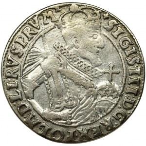 Sigismund III Vasa, 1/4 Thaler Bromberg 1623 - PRV M