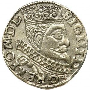 Sigismund III Vasa, 3 Groschen Wschowa 1599 - SIG III