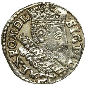 Zygmunt III Waza, Trojak Bydgoszcz 1598