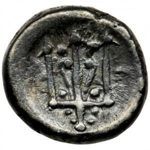 Greece, Thrace, Byzantion, Hemidrachm