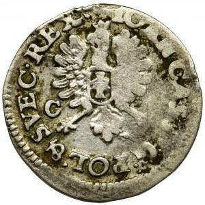 John II Casimir, 2 Groschen Bromberg 1651 CG