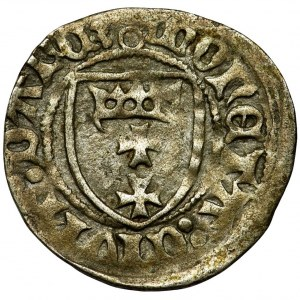 Casimir IV Jagiellon, Schilling Danzig - DANC3