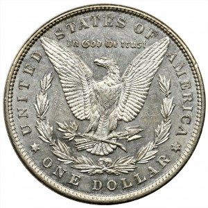 USA, 1 dollar Philadelphia 1896 - Morgan