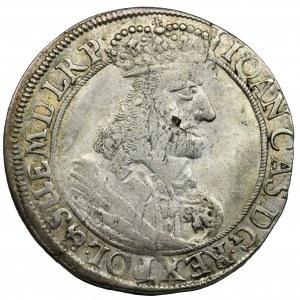 John II Casimir, 1/4 Thaler Danzig 1660 DL