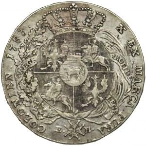 Poniatowski, Talar Warszawa 1783 EB - bez wstęgi, RZADSZY