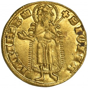 Louis I of Hungary, Goldgulden Buda