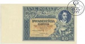 20 złotych 1931 - D.T - Kolekcja Lucow