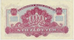 100 złotych 1944 ...owym - TA -