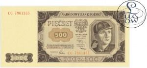 500 złotych 1948 - CC - Kolekcja Lucow