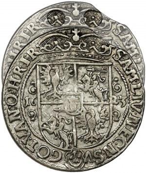 Zygmunt III Waza, Ort Bydgoszcz 1623 - PRV M - RZADSZY