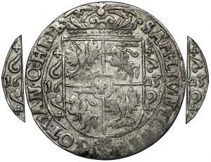 Sigismund III Vasa, 1/4 Thaler Bromberg 1623 - PRVS M - UNLISTED