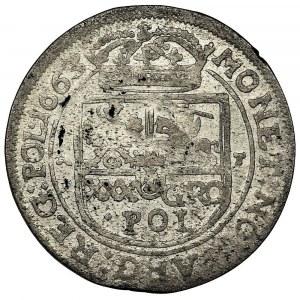John II Casimir, Tymf Bromberg 1663 AT - SALVS