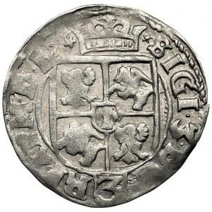 Sigismund III Vasa, Polker Krakau 1615