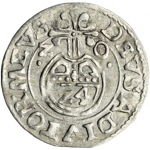 Pommern, Boguslaw XIV, Groat Darlowo 1620