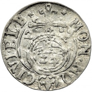 Gustav Adolf, Polker Elbing 1629