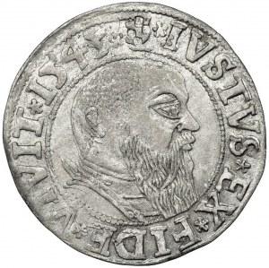 Prusy Książęce, Albrecht Hohenzollern, Grosz Królewiec 1543