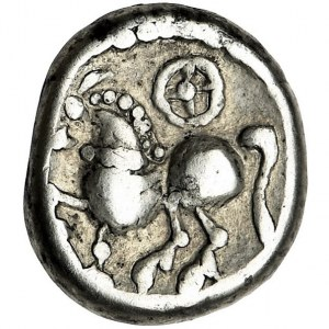 Eastern Celts, Drachm type Kugelwange