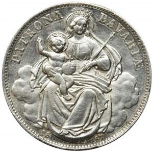 Germany, Bavaria, Ludwig II, Thaler Munich 1867