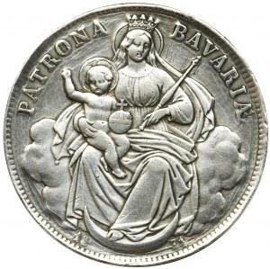 Germany, Bavaria, Ludwig II, Thaler Munich 1871