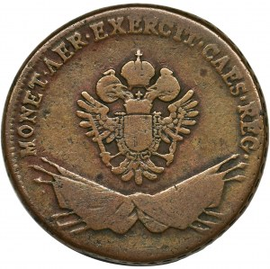 Galicia and Lodomeria, 3 Groschen Wien 1794