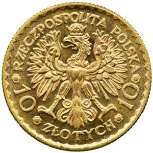 Chrobry, 10 zloty 1925