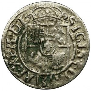 Sigismund III Vasa, 3 Polker, Bromberg 1621 - double O