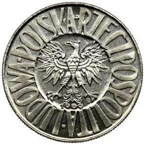 PRÓBA NIKIEL, 10 złotych 1969 XXV Lat PRL