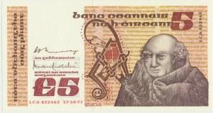 Irlandia, 5 funtów 1977