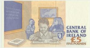 Irlandia, 5 funtów 1999