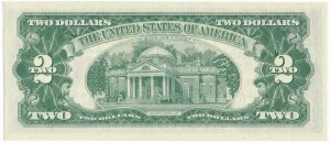 USA, 2 dollars 1935 Silver Certificate