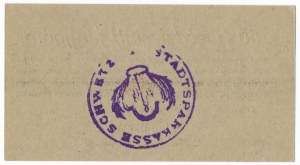 Świecie, 50 fenigów 1920
