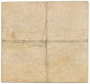 Czarnikau, 50 pfenings 1916