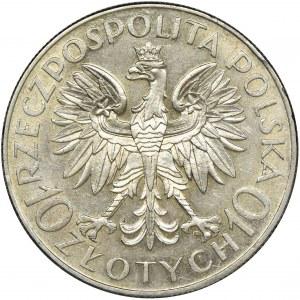 Sobieski, 10 zloty 1933