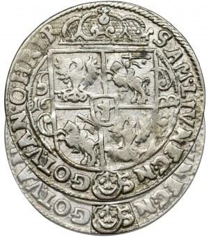 Sigismund III Vasa, 1/4 Thaler Bromberg 1622 - PR M - RARE