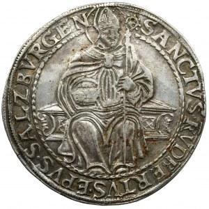 Austria, Archbishopric of Salzburg, John Jacob Khuen Belasi-Lichtenberg, Thaler Salzburg 1561