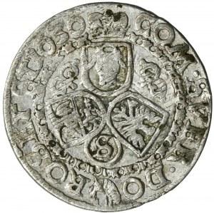 Śląsk, Księstwo żagańskie, Albert von Wallenstein, 3 Krajcary Żagań 1630