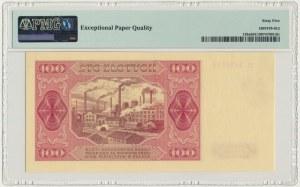 100 złotych 1948 - EL - PMG 65 EPQ