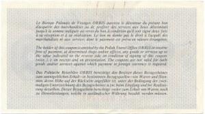 ORBIS, 50 złotych - AA - RZADKOŚĆ - pierwsza seria