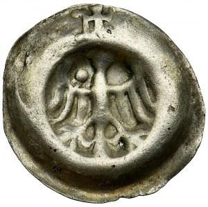 Germany, Brandenburg-Prussia, Friedrich I, Hohlpfennig Prenzlau