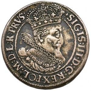 Sigismund III Vasa, 1/4 Thaler Danzig 1616