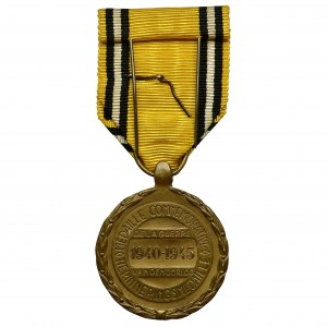 Belgium, Commemorative Medal for the War of 1940-1945