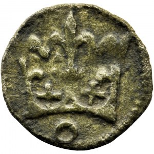 Casimir IV Jagiellon, Denarius no date
