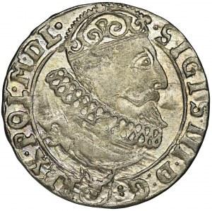 Sigismund III Vasa, 6 Groschen Krakau 1626