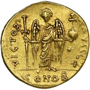 Byzantine Empire, Justinian I, Solidus Constantinople