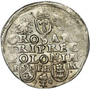 Sigismund III Vasa, 3 Groschen Posen 1596