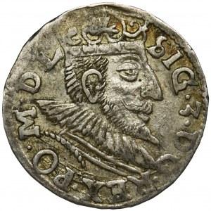 Zygmunt III Waza, Trojak Poznań 1592